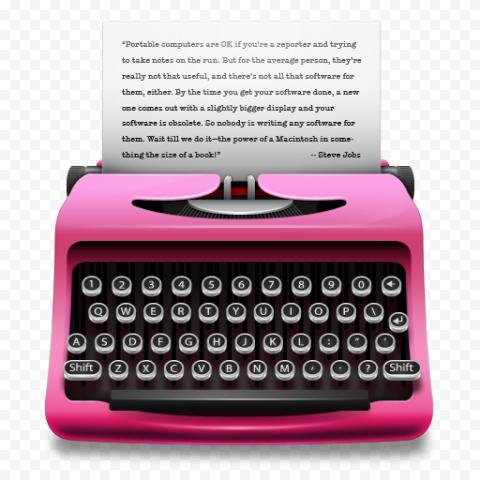 Typewriter PNG Image png FREE DOWNLOAD