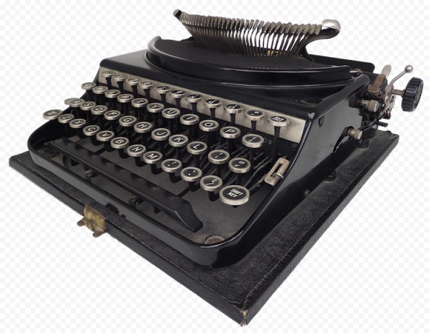 Typewriter PNG Clipart png FREE DOWNLOAD