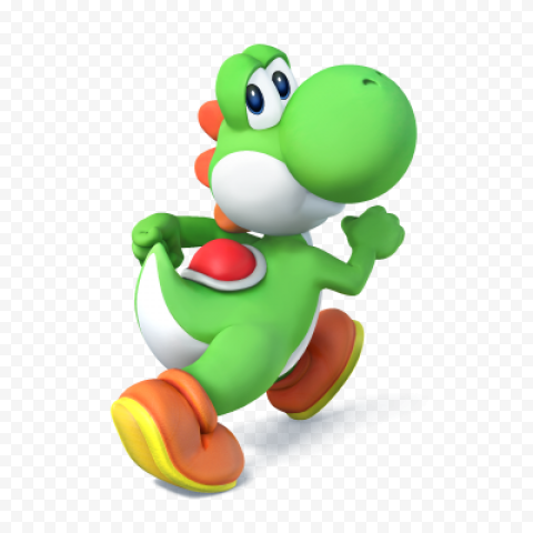 Yoshi PNG Transparent Image free png clipart