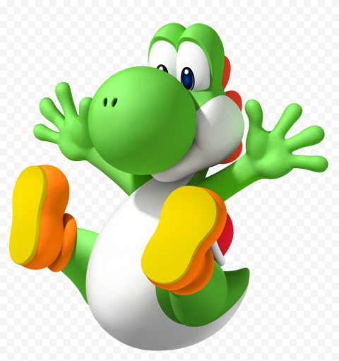 Yoshi PNG File free png clipart