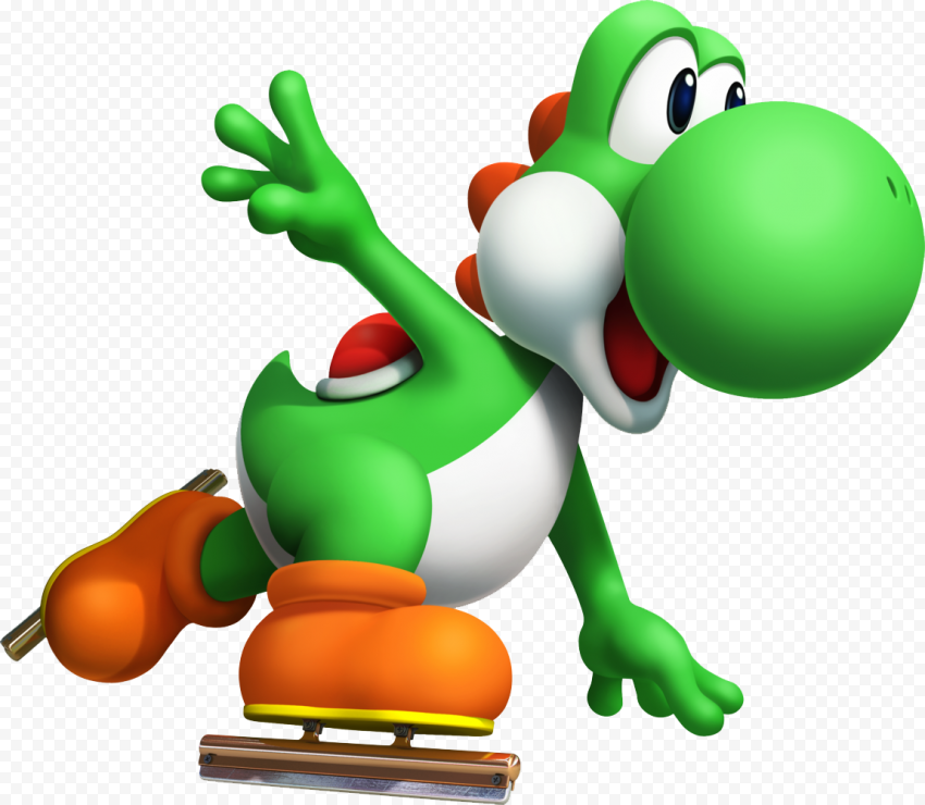 Yoshi Transparent PNG free png clipart