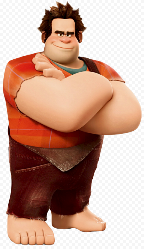 Wreck It Ralph PNG File anime png transparent
