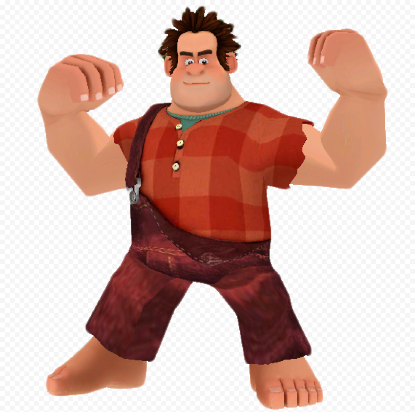 Wreck It Ralph PNG Picture anime png transparent