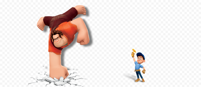 Wreck It Ralph PNG Clipart anime png transparent
