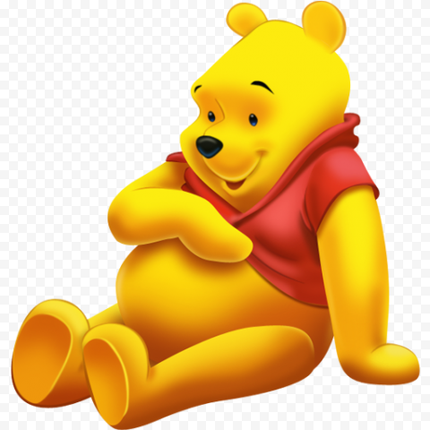 Winnie The Pooh PNG Picture anime png images