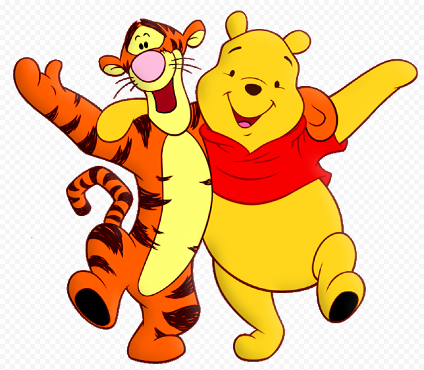 Winnie The Pooh PNG File anime png images