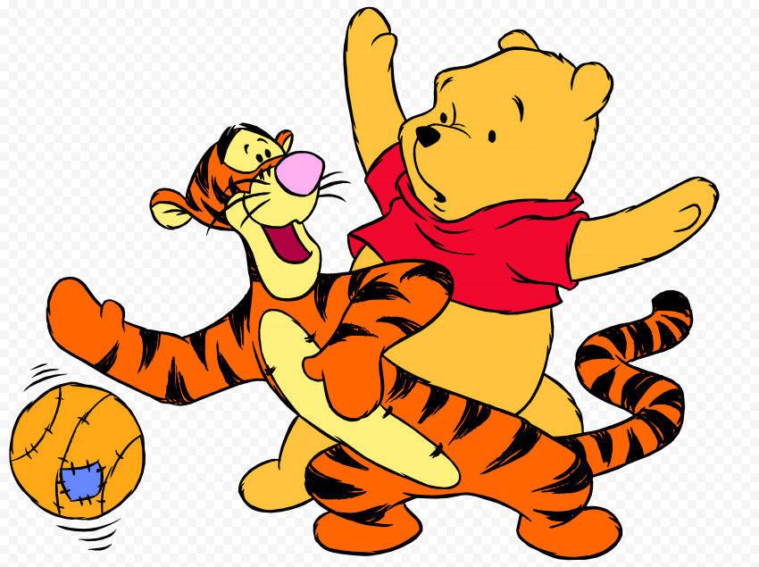 Winnie The Pooh PNG Free Download anime png images