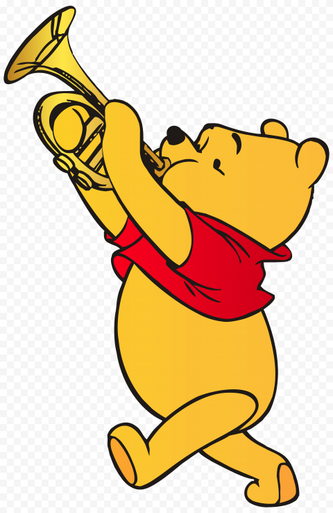 Winnie The Pooh PNG Pic anime png images
