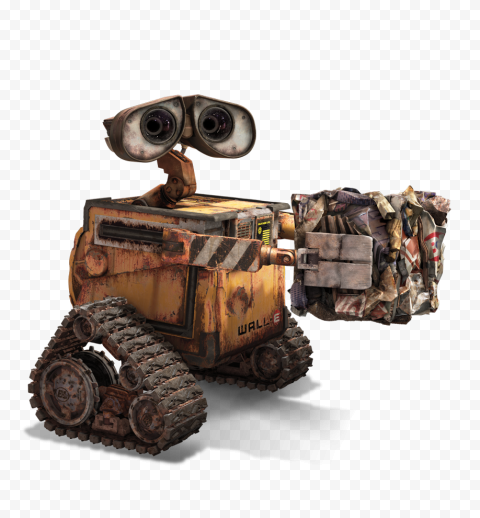 Wall E PNG Pic