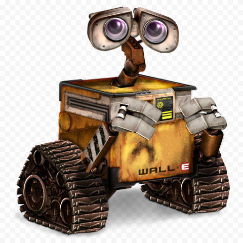 Wall E PNG Free Download