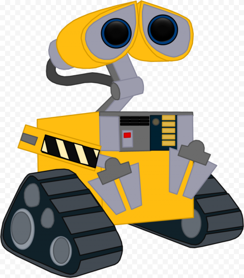 Wall E Transparent PNG
