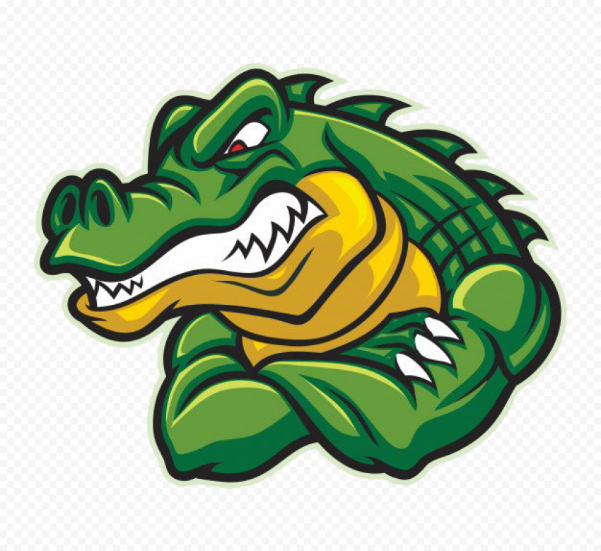 Vector The Crocodile PNG Picture