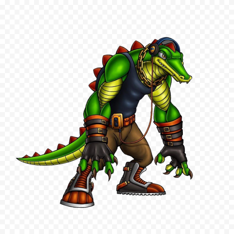 Vector The Crocodile Download PNG Image
