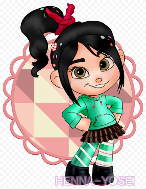 Vanellope PNG Picture