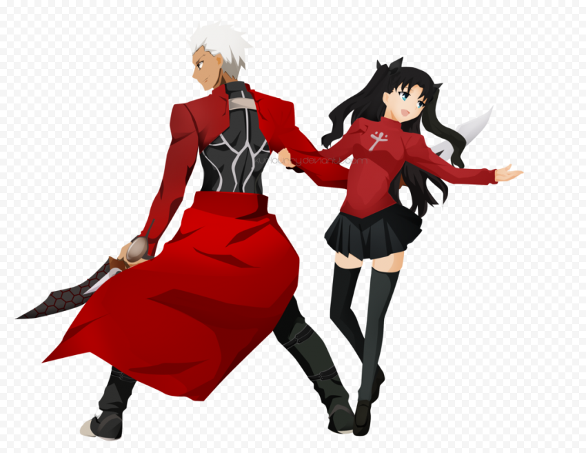 Unlimited Blade Works PNG Transparent Photo