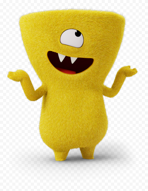 UglyDolls PNG Free Download