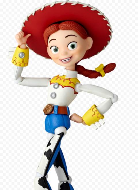 Jessie Toy Story PNG Transparent Image