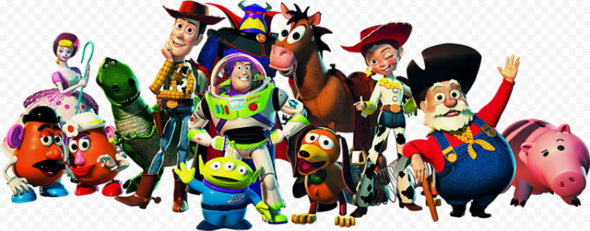 Toy Story PNG Photo