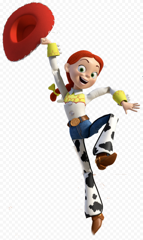 Jessie Toy Story Transparent PNG