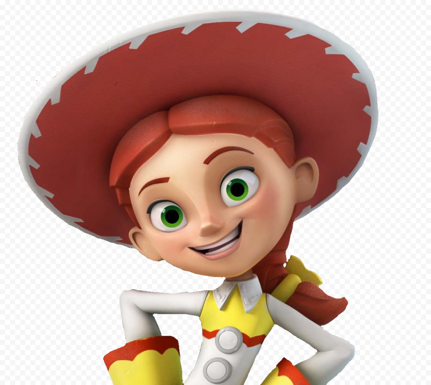 Jessie Toy Story PNG File