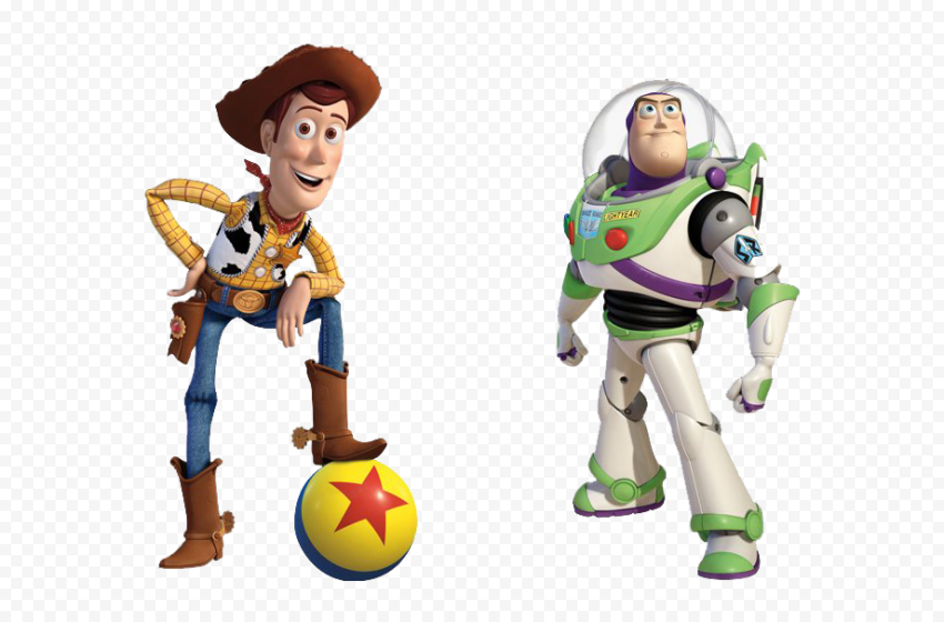 Toy Story PNG Transparent Image