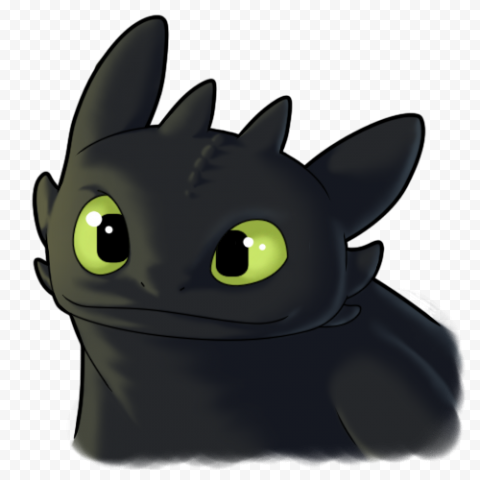 Toothless PNG Transparent Photo