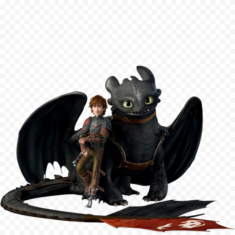 Toothless PNG Image HD