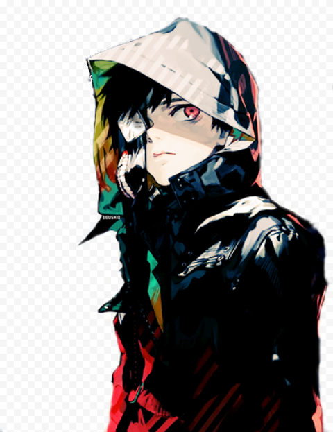 Kaneki Ken PNG Transparent Picture  anime free png images