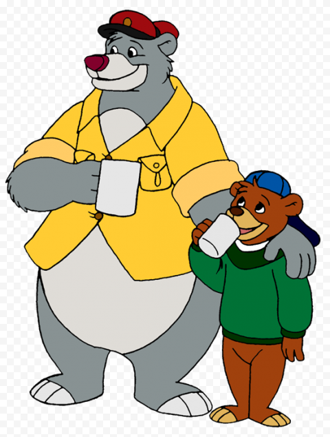 Baloo PNG Picture  anime free png images