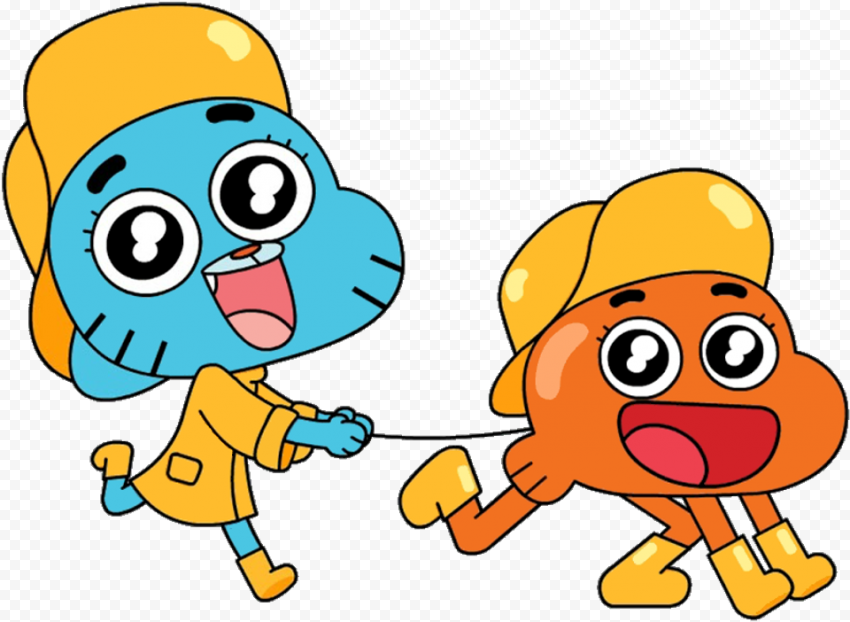 The Amazing World of Gumball PNG File