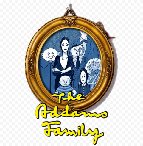 The Addams Family PNG Picture