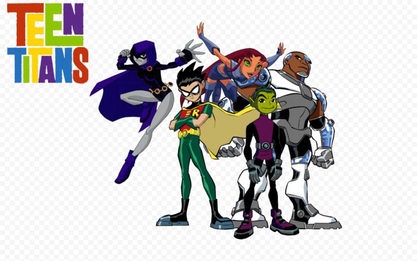 Teen Titans PNG Transparent Image  FREE DOWNLOAD