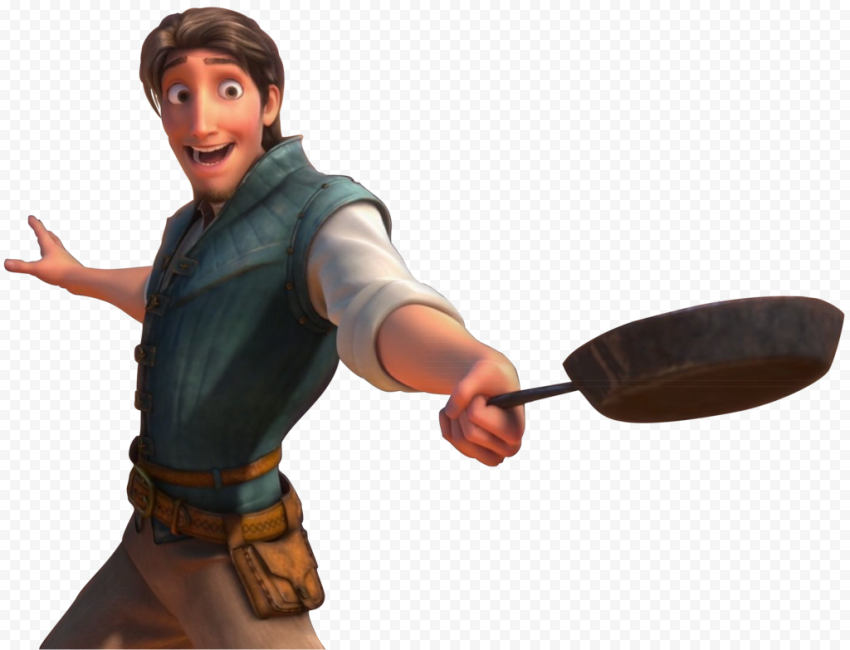 Flynn Rider PNG Background Image anime characters
