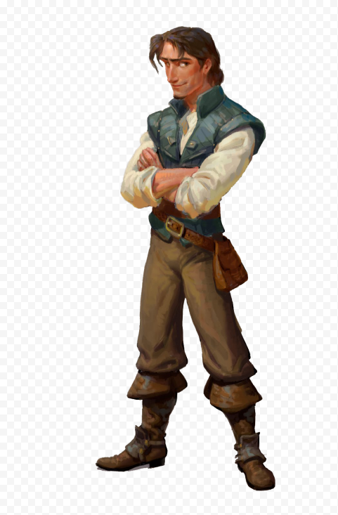 Flynn Rider PNG Picture anime characters