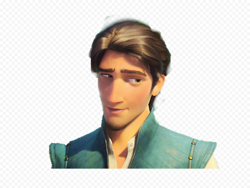 Flynn Rider PNG HD anime characters