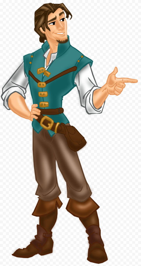 Flynn Rider PNG Photos anime characters