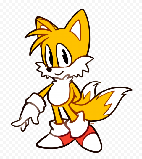 Tails PNG HD  FREE DOWNLOAD
