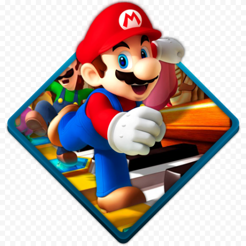 Mario Party PNG Transparent Image  FREE DOWNLOAD