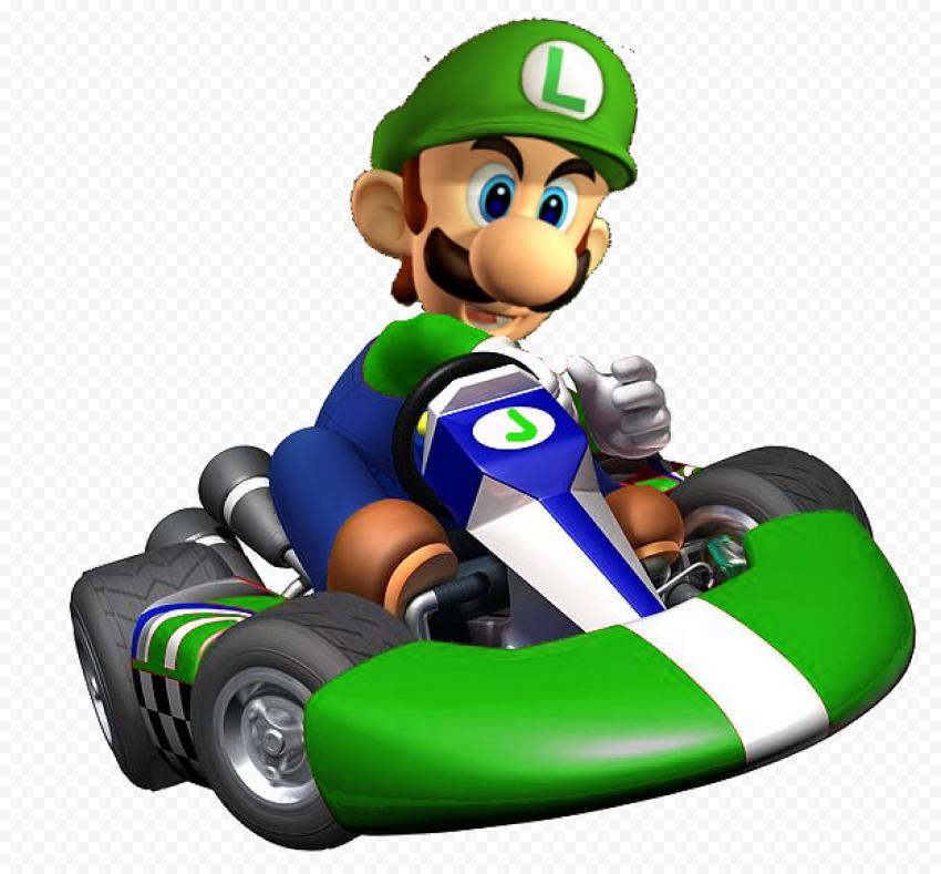 Super Mario Kart PNG Image  FREE DOWNLOAD