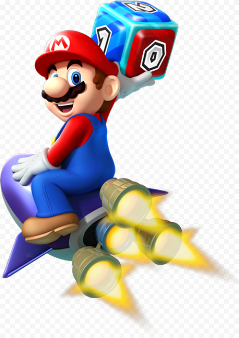 Mario Party PNG File  FREE DOWNLOAD