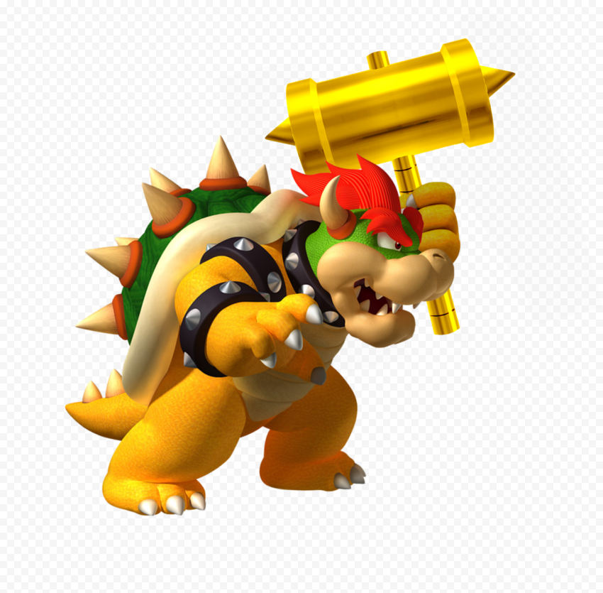 Bowser PNG Clipart  FREE DOWNLOAD