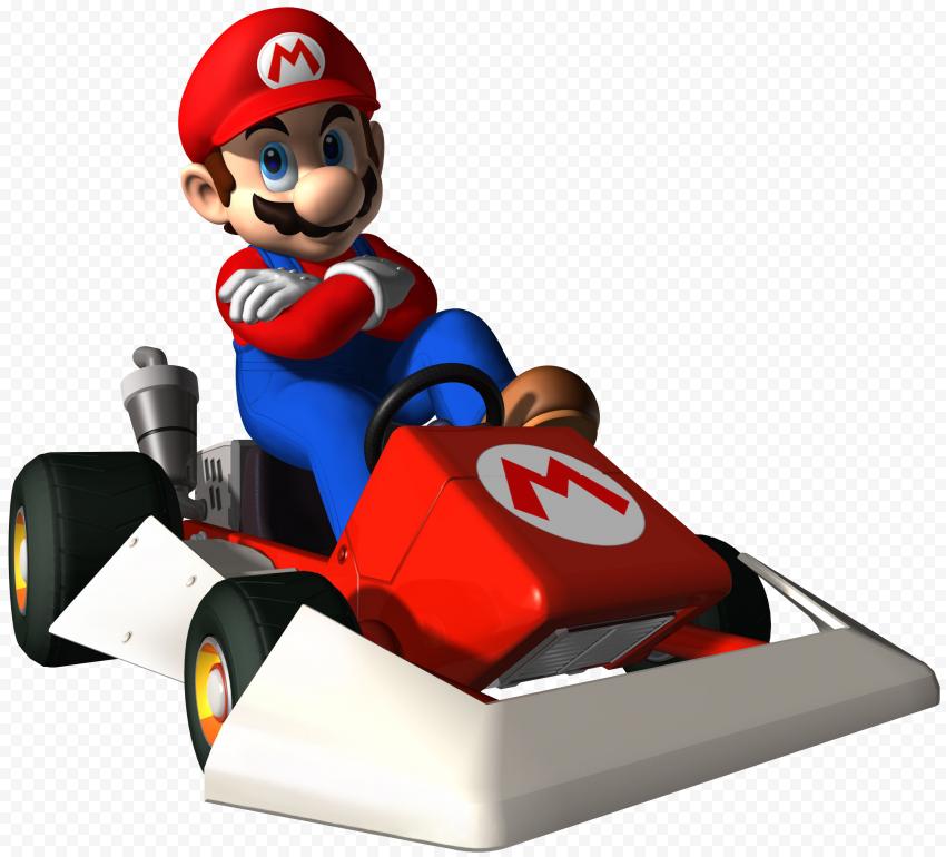 Super Mario Kart PNG Clipart  FREE DOWNLOAD