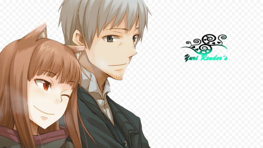 Spice And Wolf PNG Photo  FREE DOWNLOAD