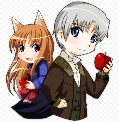 Spice And Wolf PNG Transparent Image  FREE DOWNLOAD