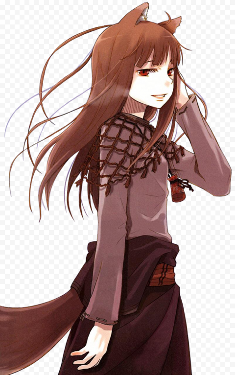 Spice And Wolf PNG Free Download  FREE DOWNLOAD
