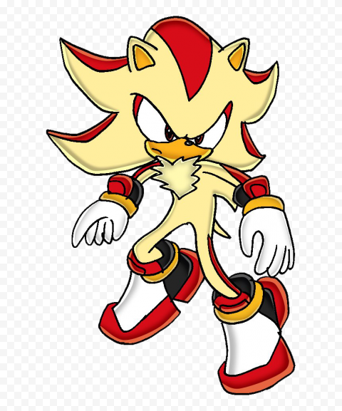 Shadow The Hedgehog PNG File  FREE DOWNLOAD