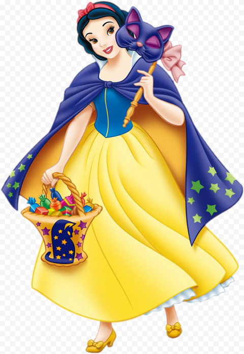 Snow White PNG File  FREE DOWNLOAD