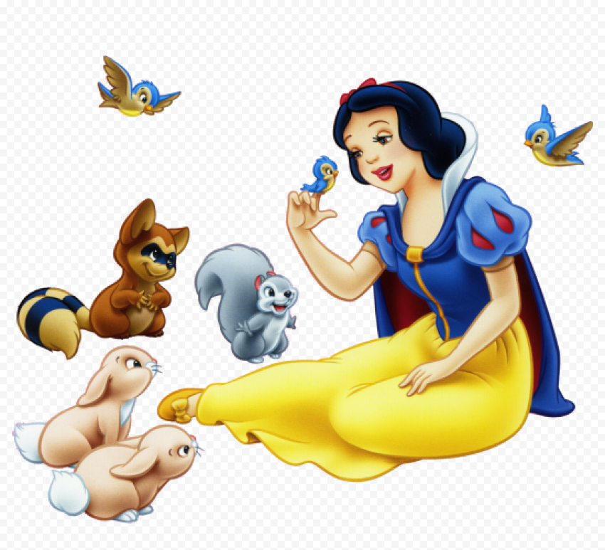 Snow White Transparent PNG  FREE DOWNLOAD