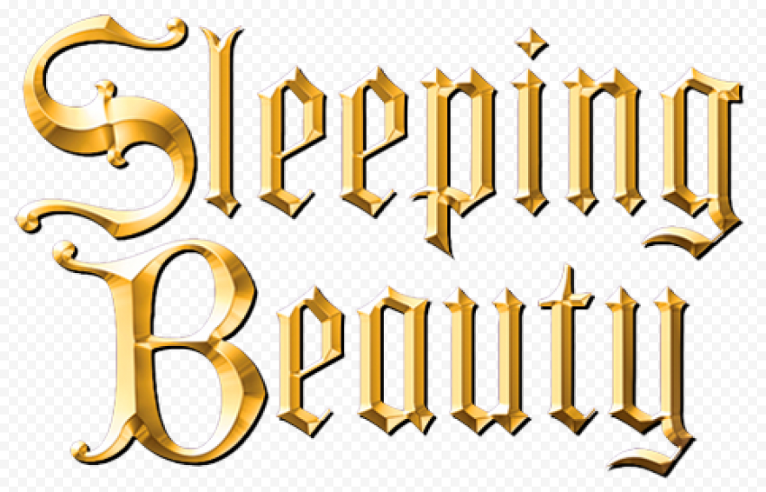 Sleeping Beauty PNG Pic  FREE DOWNLOAD