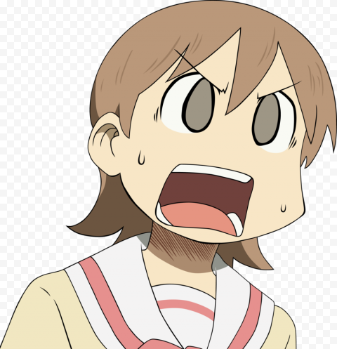Character Nichijou PNG Picture